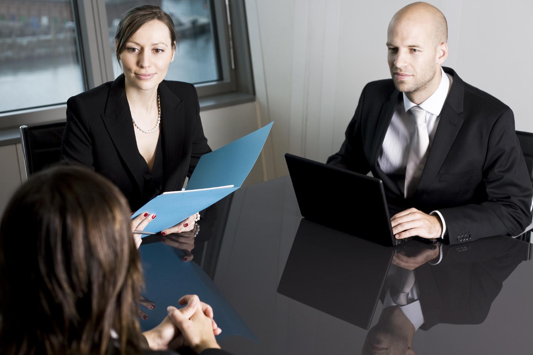 vorstellungsgespräch führen - jobscout24
