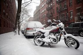 Moto & Hiver