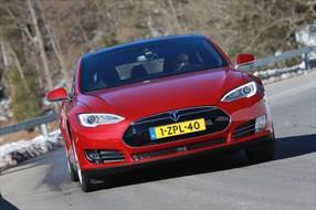 Test - Tesla Model S P85D