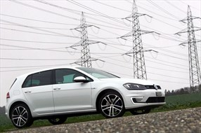 Test - VW Golf GTE