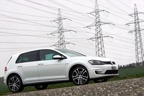 Test - VW Golf GTE