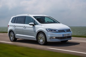 Test - VW Touran