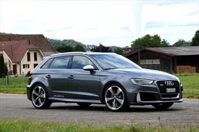 Test – Audi RS3 Sportback