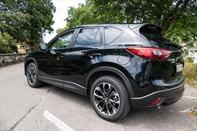 Test - Mazda CX-5