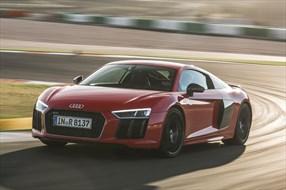 Test - Audi R8