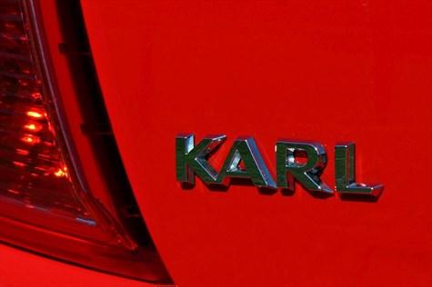 Opel Karl (2015)