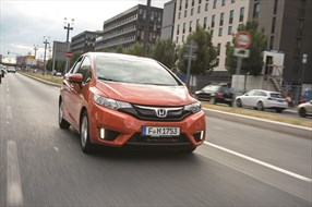 Test - Honda Jazz