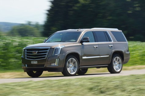 Cadillac Escalade (2015)