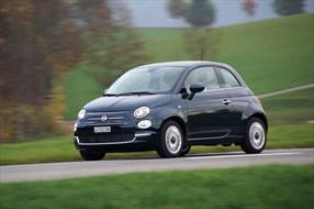 Test - Fiat 500