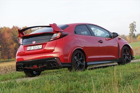 Test - Honda Civic Type R