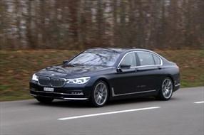 Test - BMW Serie 7