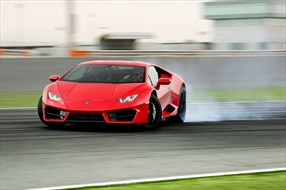 Test – Lamborghini Huracán LP 580-2