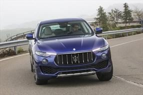 Test – Maserati Levante