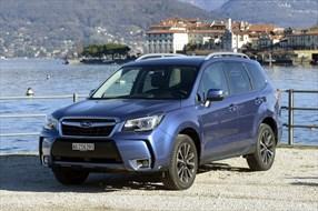 Test – Subaru Forester